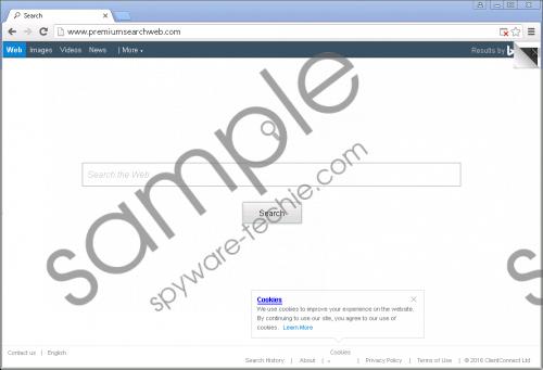 Premiumsearchweb.com Removal Guide