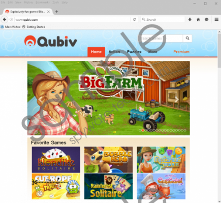 Qubiv Removal Guide