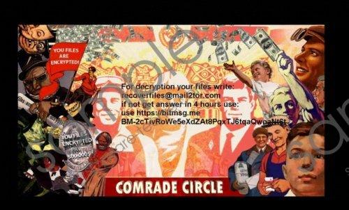 Comrade Circle Ransomware Removal Guide