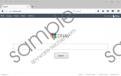 Dnav.com Removal Guide