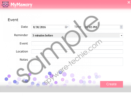 MyMemory Removal Guide
