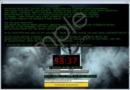 Crypt.locker Ransomware Removal Guide