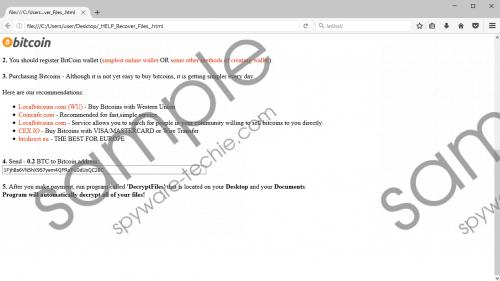 Marlboro Ransomware Removal Guide