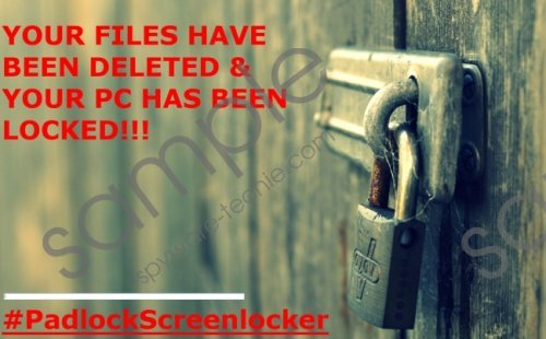 PadLock Screenlocker Removal Guide
