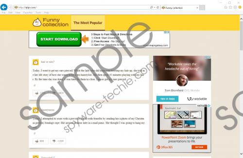 Qtipr.com Removal Guide