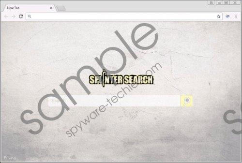 Splintersearch.com Removal Guide