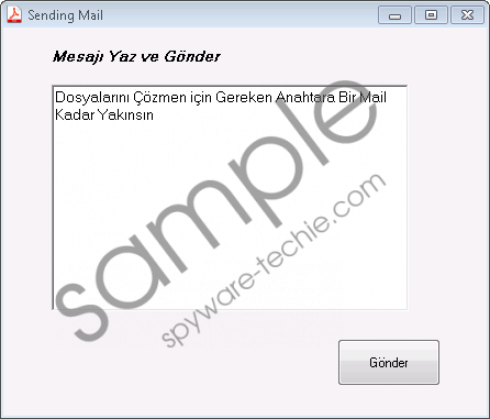 Cryptolocker 1.0.0 Ransomware Removal Guide