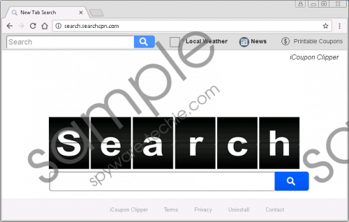 Search.searchcpn.com Removal Guide