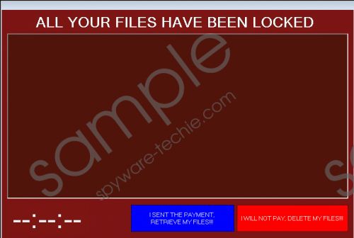 Fenrir Ransomware Removal Guide