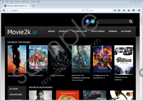 Movie2k Ads Removal Guide