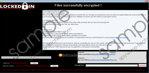 Oxar Ransomware Removal Guide