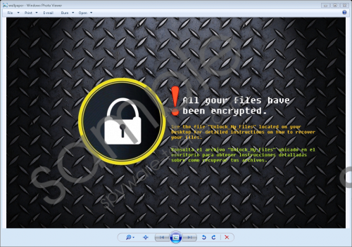 Reetner Ransomware Removal Guide
