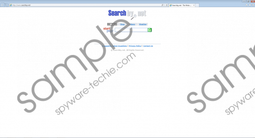 Searchby.net Removal Guide