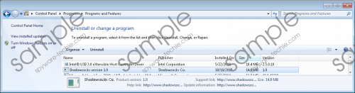 Shadowsocks Miner Trojan Removal Guide