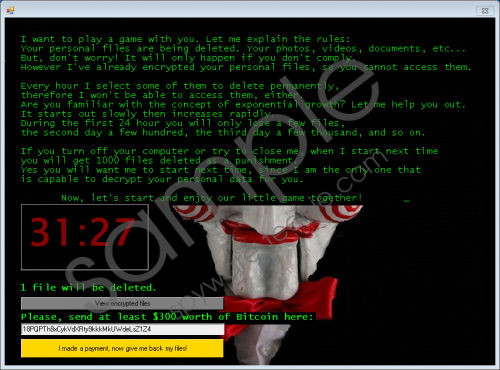 CryptWalker Ransomware Removal Guide