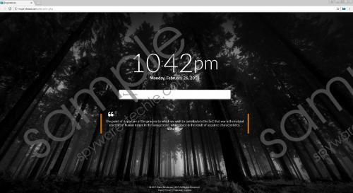 Inspiratiooo.com Removal Guide