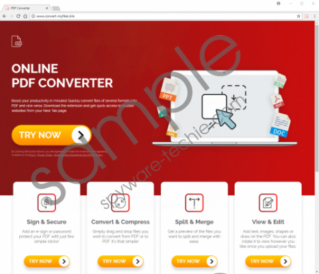 Convert-myfiles.link Removal Guide