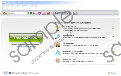 KeyBar Toolbar Removal Guide