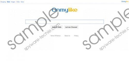 Onmylike.com Removal Guide