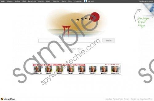Visualbee.delta-search.com Removal Guide