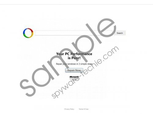 Websearch.oversearch.info Removal Guide