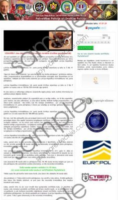 Latvijas Republikas Satversmes Aizsardzības Birojs Virus Removal Guide