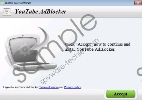 YoutubeAdblocker Removal Guide