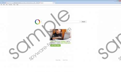 Websearch.webisawsome.info Removal Guide