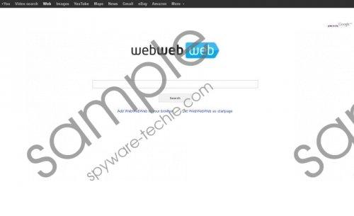 Webwebweb.com Removal Guide