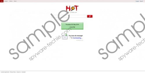 Hot-finder.com Removal Guide