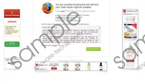 Online Advertising Support ads Removal Guide