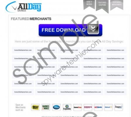 AllDaySavings Removal Guide