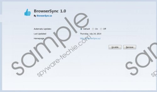 BrowserSync Removal Guide