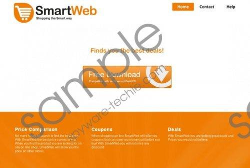SmartWeb Removal Guide
