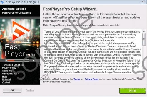 Fastplayer Removal Guide