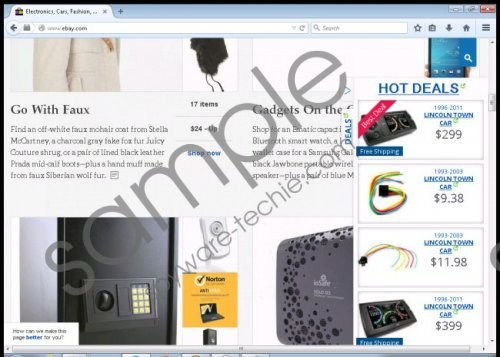 Hot Deals ads Removal Guide