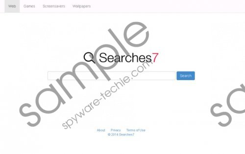Searches7 Search Removal Guide