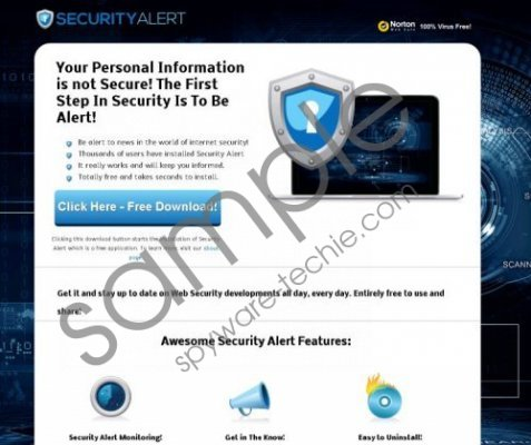 Security Alert Removal Guide