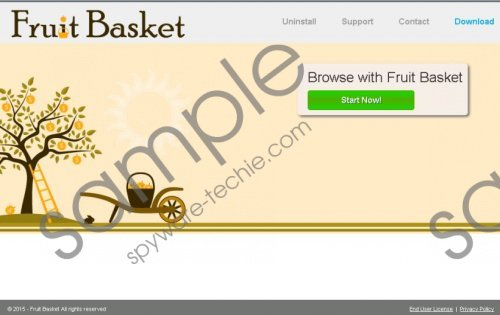 Fruit Basket Removal Guide