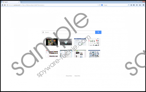Websearch.searchero.info Removal Guide