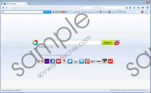 ConvertAnyFile Toolbar Removal Guide
