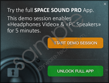 Space Sound Pro Removal Guide
