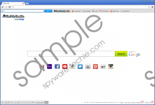 FindMeFreebies Toolbar Removal Guide