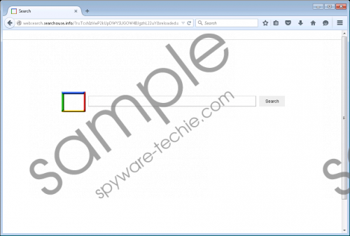 Websearch.searchouse.info Removal Guide