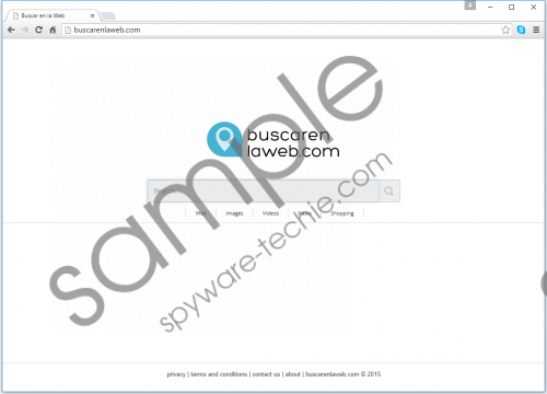 Buscarenlaweb.com Removal Guide