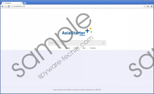 Asiastarter.com Removal Guide