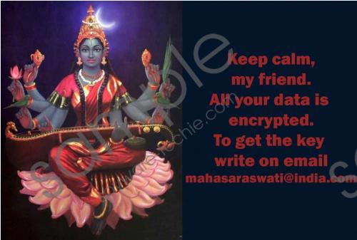 Saraswati Ransomware Removal Guide