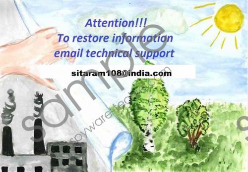 Sitaram108 Ransomware Removal Guide