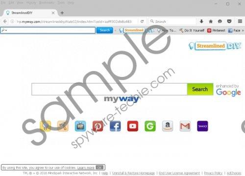 StreamlinedDIY Toolbar Removal Guide