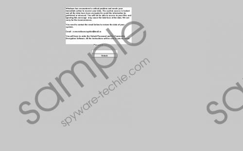 Esmeralda Ransomware Removal Guide